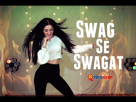 Dance on: Swag Se Swagat