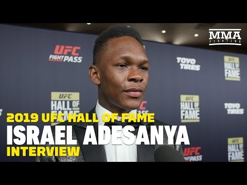 Israel Adesanya On Robert Whittaker: 'He Needs Jon Jones Or God To Help Him Beat Me' – MMA Fighting