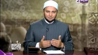 داعية إسلامى يوضح حكمة سيدنا عمر بن الخطاب مع زوجته.. فيديو
