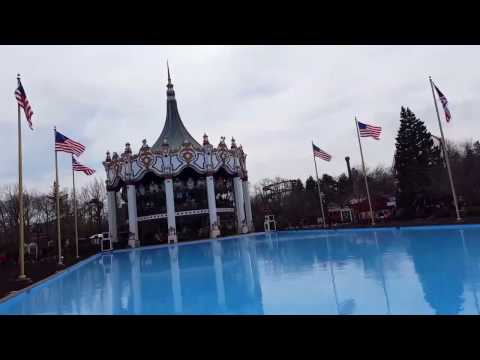 2017 Sneak Preview Day at Six Flags Great America
