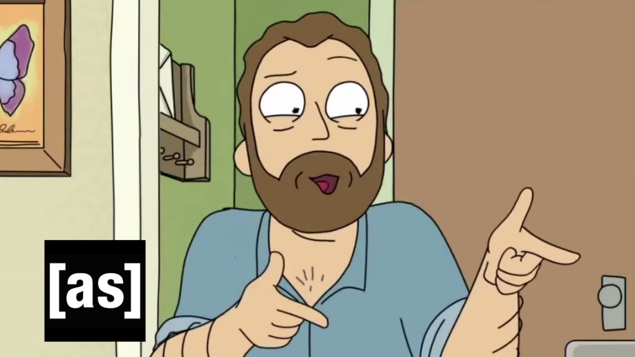 Best Rick And Morty Quotes Uncle Steve  Rick And Morty  Adult Swim  Youtube