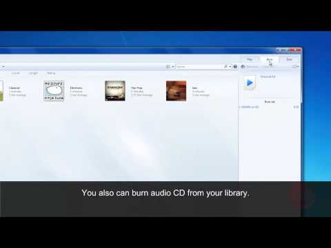 Windows Media Player - Store and play all your music, video, and pictures - Download Video Previews