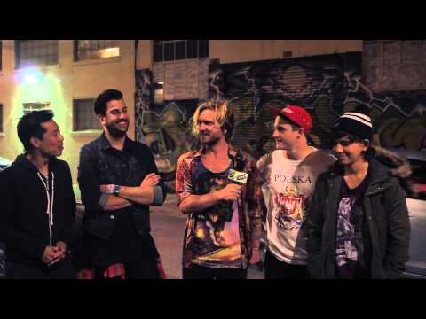 B-Sides On-Air: Interview - The Griswolds Talk Chatroulette, Album