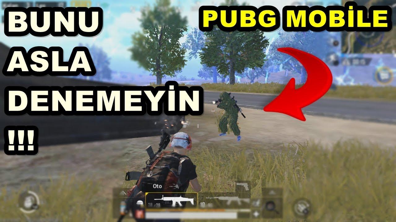 Pubg Mobile Bunu Asla Denemeyin 2 !!! Solo vs Squad 12 kill Pubg Mobil