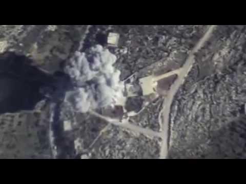 Уничтожение объекта террористов