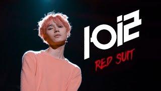 10IZ - Red Suit