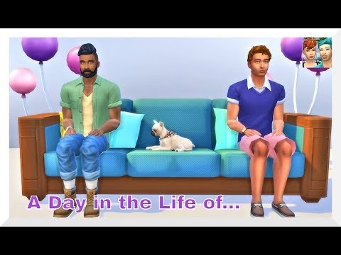 SIMS 4 VIDEO   A DAY IN THE LIFE OF   THE HECKING HOUSEHOLD