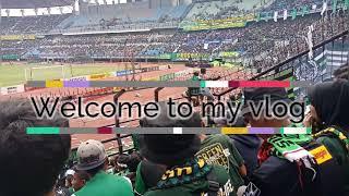 Download Lagu Suasana di dalam stadion sebelum laga terakhir Persebaya di liga 1 2018. mp3