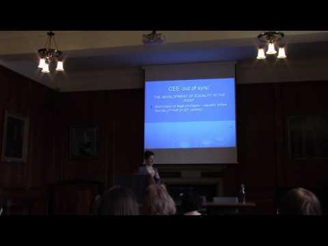"""Dr Barbara Havelková, """"Hostility to Anti-Discrimination Law"""""""