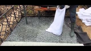 Новинка!!!!!! Благоустройство захоронений бетонными плитами!!!!!(, 2014-10-28T13:11:03.000Z)