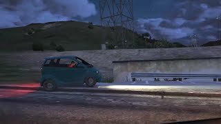 GTA V 1st Person LP Ep.6 - Courteous Driving Habits