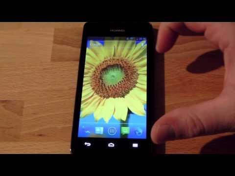 Huawei Ascend G615 Unboxing und erste Eindrücke - www.technoviel.de