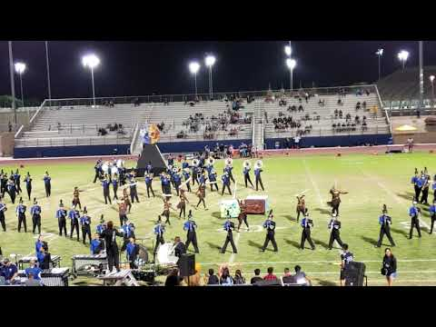 CCHS Marching Band 2018-2019