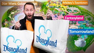 Buying & Trying A Product From Every 'Land' in Disneyland!