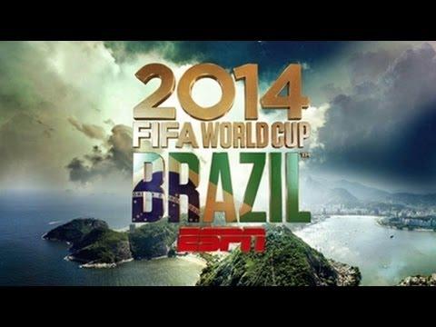 The Best 2014 FIFA World Cup BRAZIL Promo - ESPN [HD]