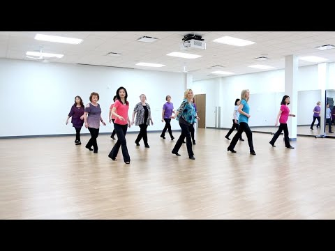 Crawfish Pie - Line Dance (Dance & Teach In English & 中文)