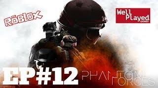 Phantom Forces (Roblox) Ep12 w/ Air Val