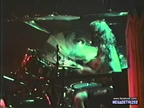 Megadeth - Good Mourning / Black Friday (Live 1990)