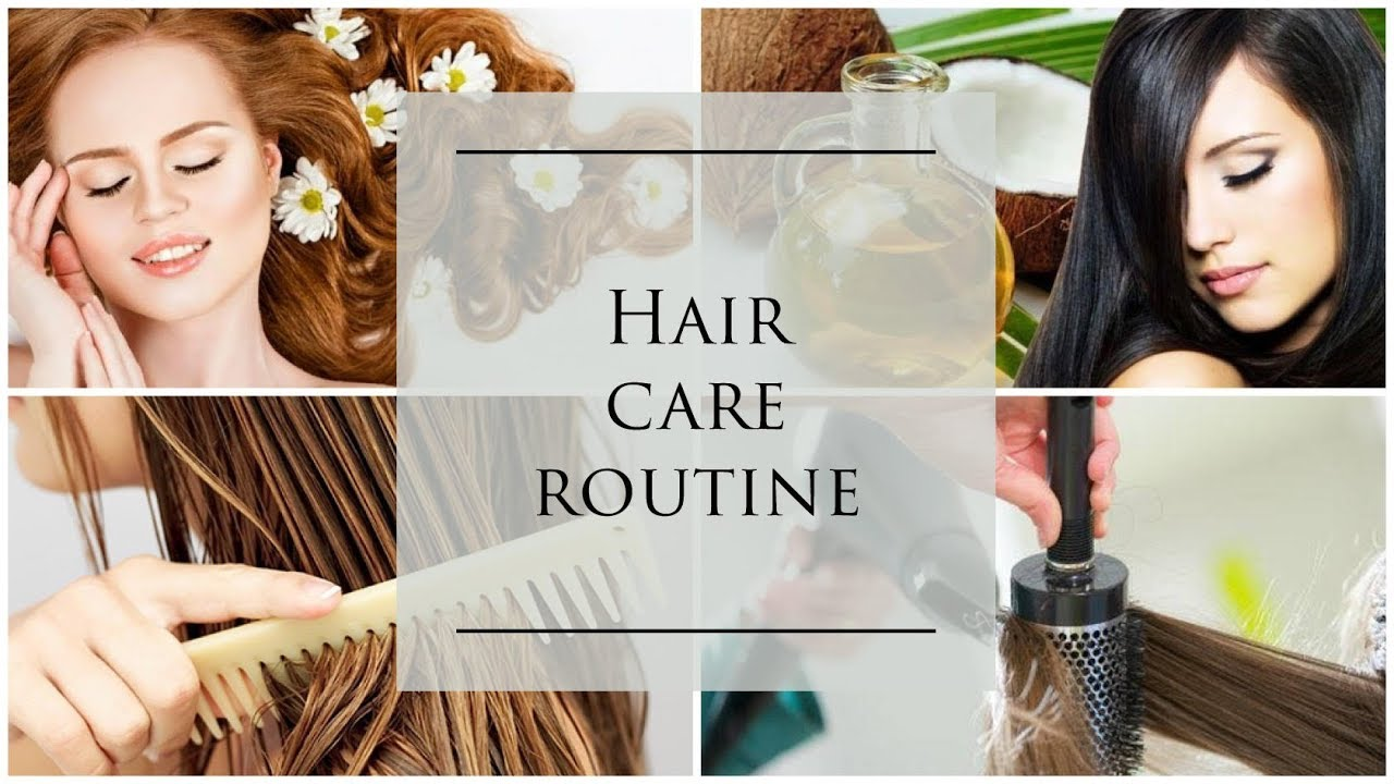 A GUIDE TO BEAUTIFUL HAIR - TIPS FOR DAILY HAIR CARE ROUTINE (EP 11)
