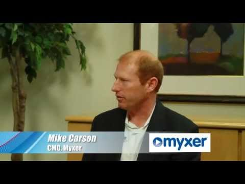 Talking Points with Nick Balletta - Myxer's Mike Carson - Myxer and Social Media