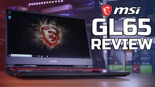 MSI GL65 Review - TechteamGB
