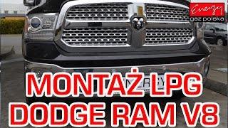 Gaz do Dodge Ram 1500 5.7 HEMI 2014r - BRC SQ P&D