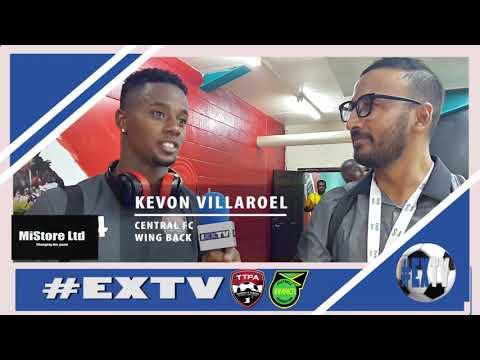 Trinidad & Tobago 1 Jamaica 2 Kevon Villaroel Post Match Comments