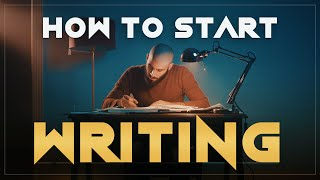 How to Start Wriтing your Screenplay