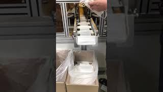 자이언트 초고속 마스크 기계 분당 200-300매
