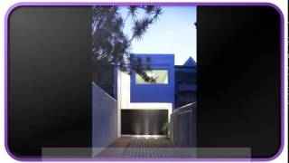 Blue Modern Designs Of Houses