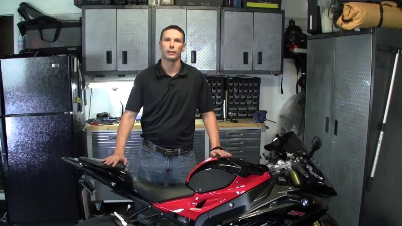 Gps Tracker Installation On A Motorcycle Youtube Australian 610 Phone Socket Wiring Diagram