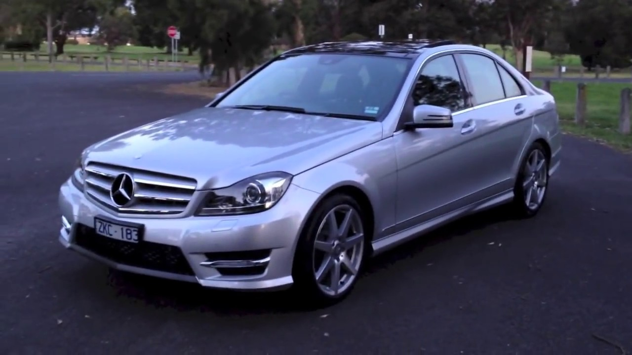 Mercedes C250 AMG Edition  YouTube