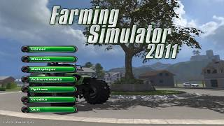 Everything you need to know about Farming [Farming Simulator 2011]
