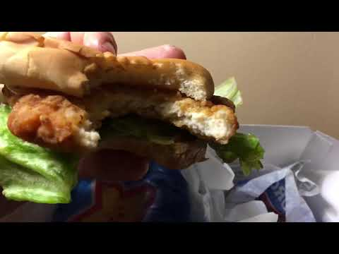 Carl's Jr. - All Star Meal: Charbroiled Double Cheeseburger & Spicy Chicken Sandwich