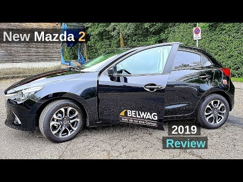 New Mazda 2 2019 Full Review And Test Drive