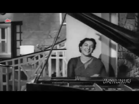 KOYII AAYA DHARKAN KEHTI HAI- ASHA- MAJROOH -S D BURMAN (LAJWANTI 1958)