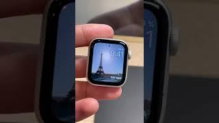 Заменить стекло у Apple Watch 4, 40mm Тюмень