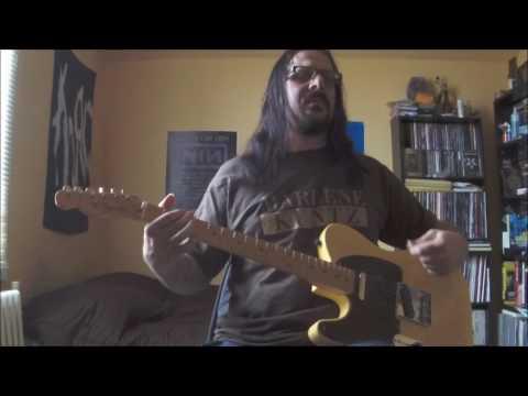 Hole - Mrs Jones - guitar cover - HD