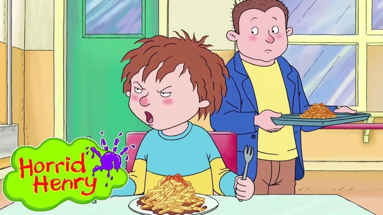 Download Lunch Time Drama   Horrid Henry   Cartoons for Children