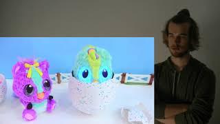 Ponette Pony Hatchimals Hatching Egg Surprise ! Interactive Baby Animals CRAZY REACTION!!!
