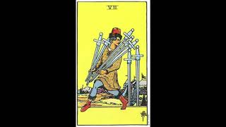 (THE SEVEN OF SWORDS) If You Only Knew How Much They Love You