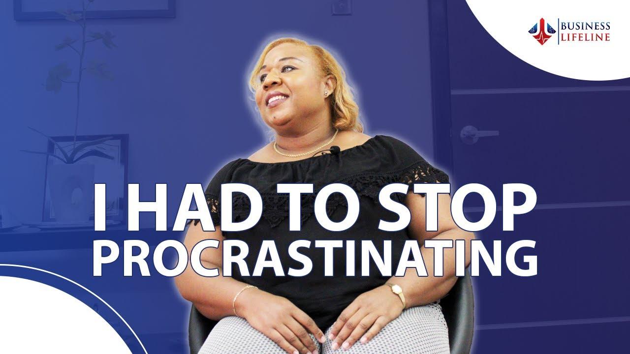 Overcoming procrastination to achieve your entrepreneurial dreams