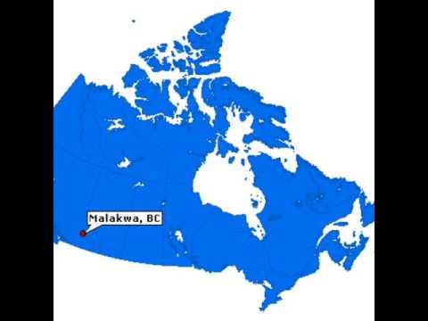 Malakwa,B.C. Canada (Putovanje-Travel )