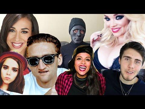 Criminal Profiler Analyzes iiSuperwomanii, Casey Neistat, Colleen Ballinger and more YouTubers