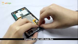Sony Xperia Z2 Assembly