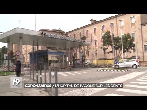 Hôpitaux sous stress en Italie