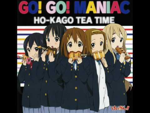 【K-ON!】GO! GO! MANIAC