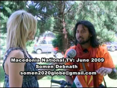 Somen Debnath - Macedonia june 2009