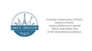 Books published by Carnatic Conservatory of Paris: Author - Bhavana Pradyumna
