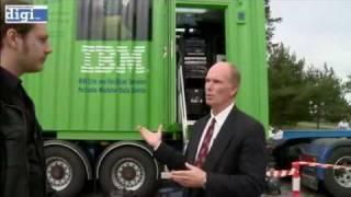 IBM Portable Modular Data Center (PMDC) Tour - Part 1 of 6